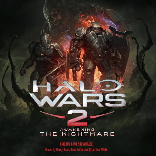 Halo Wars 2 soundtrack to get a limited edition vinyl release