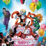Preview of Harley Quinn 25th Anniversary Special #1