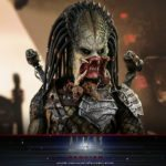 Alien vs. Predator: Requiem's Wolf Predator collectible figure unveiled by Hot Toys