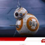 BB-8 gets a new Star Wars: The Last Jedi collectible figure from Hot Toys