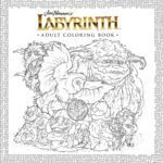 Jim Henson's Labyrinth Adult Coloring Book set for release on Wednesday