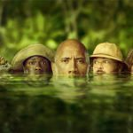 New poster for Jumanji: Welcome to the Jungle