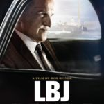 New poster for LBJ starring Woody Harrelson