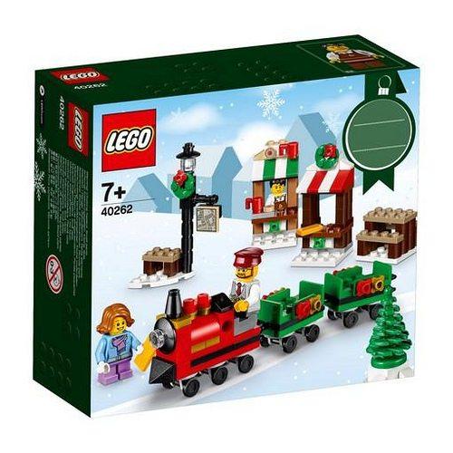 Lego Christmas.Lego S Christmas 2017 Seasonal Sets Revealed