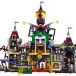 The LEGO Batman Movie Joker Mansion set revealed