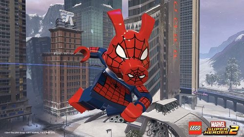 Latest LEGO Marvel Super Heroes 2 character reveals include Spider ...