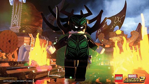 Latest LEGO Marvel Super Heroes 2 character reveals include