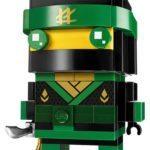 The LEGO Ninjago Movie Brickheadz sets unveiled