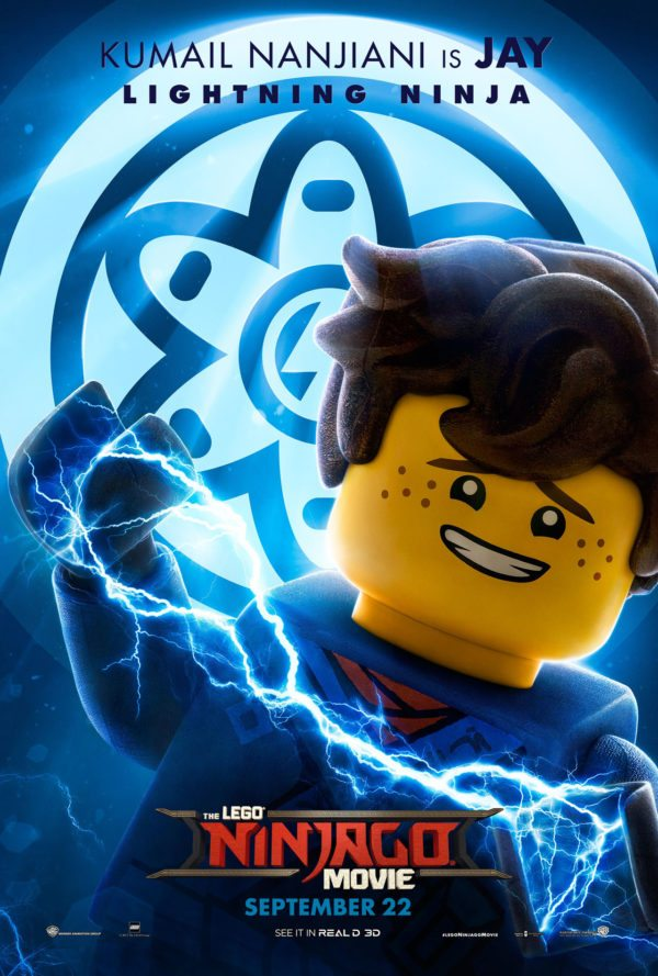 New character posters and making of featurette for The LEGO Ninjago ...