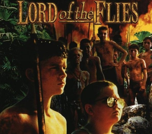 In the movie adaptation of William Golding's Lord of the Flies, who leads the group?