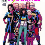 Squirrel Girl, Ms. Marvel and Generation X Marvel Legacy titles and creative teams revealed