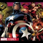 The 1,000,000 BC Avengers assemble in preview of Marvel Legacy #1