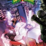 Preview of Mighty Morphin Power Rangers #19