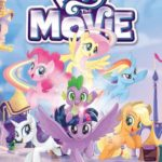 Preview of My Little Pony: The Movie Adaptation