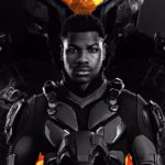 First posters for Pacific Rim: Uprising featuring John Boyega and Scott Eastwood