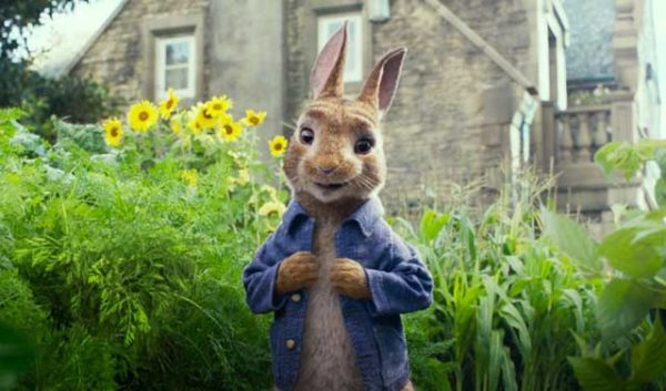 Look trailer arrives for Peter Rabbit starring James Corden & Rose Byrne