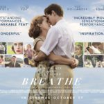 New poster for Andy Serkis' Breathe starring Andrew Garfield and Claire Foy