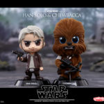 Hot Toys unveils new Star Wars: The Force Awakens Cosbaby Bobble-Heads