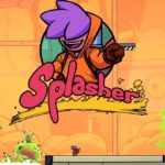 2D platformer Splasher coming to Xbox One and PS4 later this month