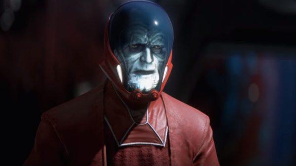 Iden Versio Receives The Emperor's Orders In Star Wars Battlefront II Cutscene