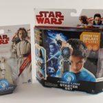 Hasbro's Star Wars: The Last Jedi Force Link Starter Set Kylo Ren and Luke Skywalker Action Figure Review