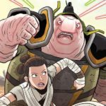 Preview of Star Wars Adventures #2