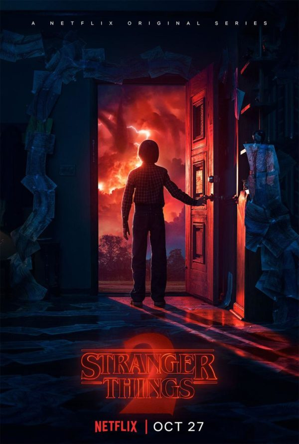 All 3 Stranger Things Posters