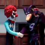 Poster, trailer and images for Crackle's SuperMansion: Drag Me to Halloween