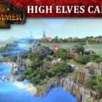 Latest video for Total War: Warhammer II reveals High Elves campaign gameplay