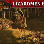 Latest gameplay video for Total War: Warhammer II sees the Lizardmen take on the Skaven