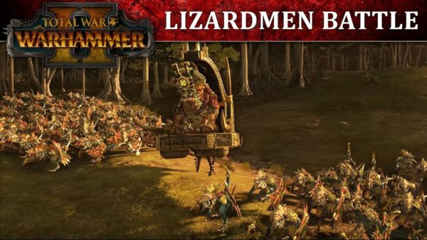 Latest gameplay video for Total War: Warhammer II sees the
