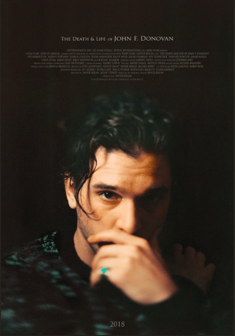 The-Death-and-Life-of-John-F.-Donovan-Kit-Harington-poster