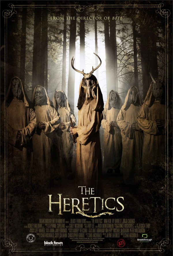 The Heretics gets a sinister new poster