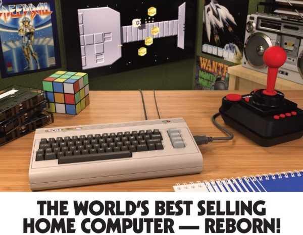 Thec64 reborn promo image
