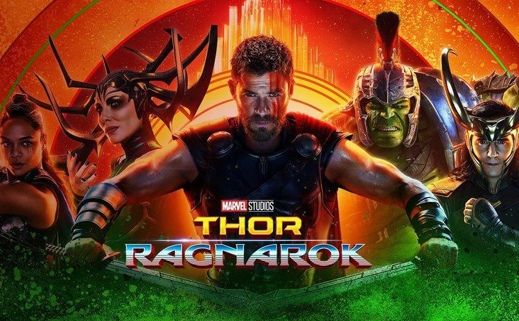 image Thor: Ragnarok (2017) Watch Full Movie Free Online