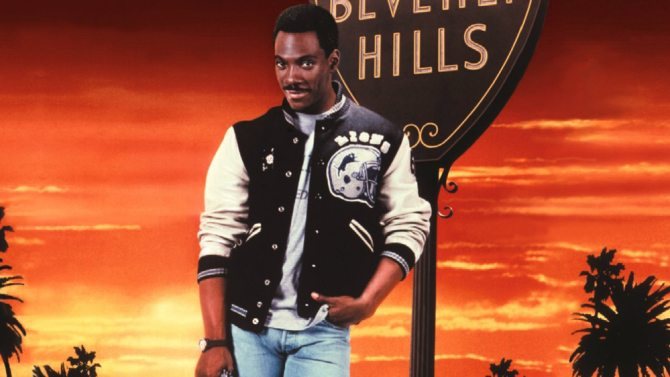 Eddie Murphy returning as Axel Foley for Beverly Hills Cop 4 at Netflix