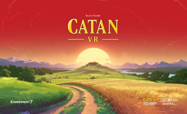 CATAN VR Gives the Classic Board Game a New Dimension