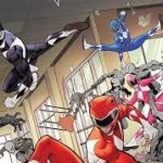 Comic Book Review – Go Go Power Rangers #3