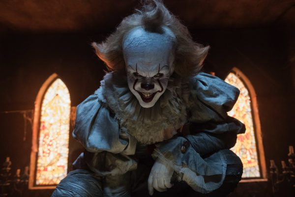 Bill Skarsgård's Pennywise Smile Is 100 Percent Creepier Without Clown Makeup