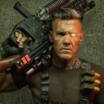 Rob Liefeld meets Cable in Deadpool 2 set photo
