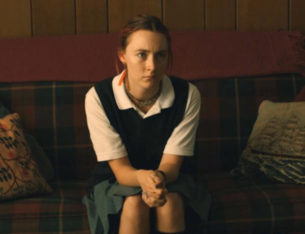 Saoirse Ronan, Greta Gerwig aim for Oscars in first 'Lady Bird' trailer
