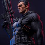 Iron Studios unveils its Punisher Legacy Replica Marvel collectible statue
