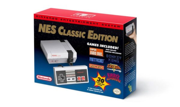 1-Up: Nintendo Bringing Back NES Classic Edition Console in 2018