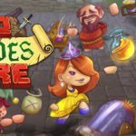 2D castle defence game No Heroes Here coming to PC this October