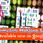 Pretty Girls Mahjong Solitaire now available on Google Play