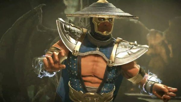 Fighter Pack 2's Raiden arrives for Injustice 2