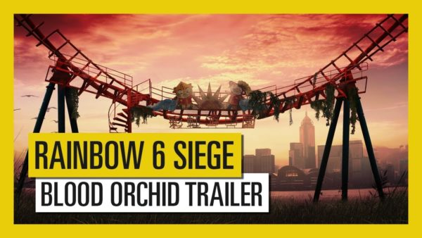 Rainbow Six Siege - Operation Blood Orchid launches tomorrow