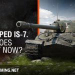 World of Tanks' new and improved IS-7