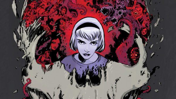 THE CW Developing Archie's SABRINA For Spin-Off Show