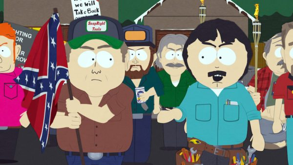 Trump's America still haunts South Park's uneven season premiere